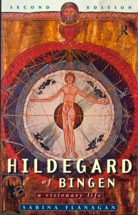 Hildegard of Bingen: A Visionary Life, 2nd Edition (Paperback) book cover