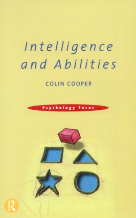 Intelligence and Abilities (Paperback) book cover