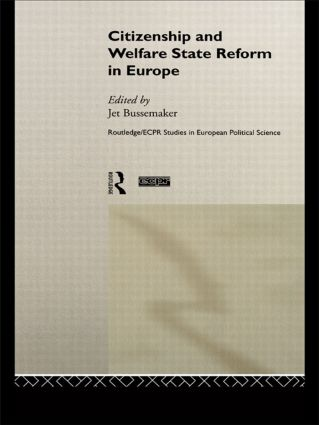 Citizenship and Welfare State Reform in Europe