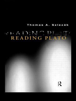 Reading Plato