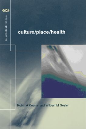 Culture/Place/Health (Paperback) book cover