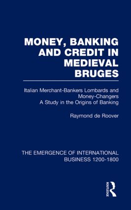 Money Bank&Cred Med Bruges V2 book cover