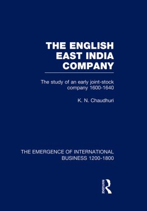 English East India Company V4 book cover