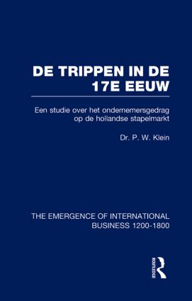 De Trippen In De 17e Eeuw V7 book cover