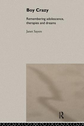 Boy Crazy: Remembering Adolescence, Therapies and Dreams book cover