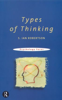 Types of Thinking book cover