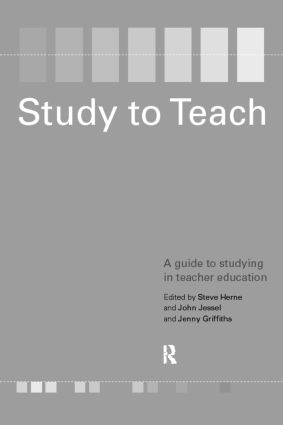 Study to Teach: A Guide to Studying in Teacher Education book cover