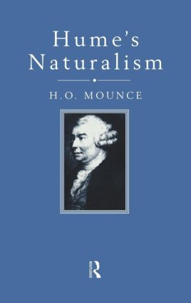Hume's Naturalism: 1st Edition (Hardback) book cover