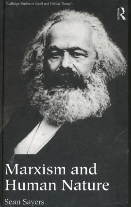 Marxism and Human Nature (Hardback) book cover