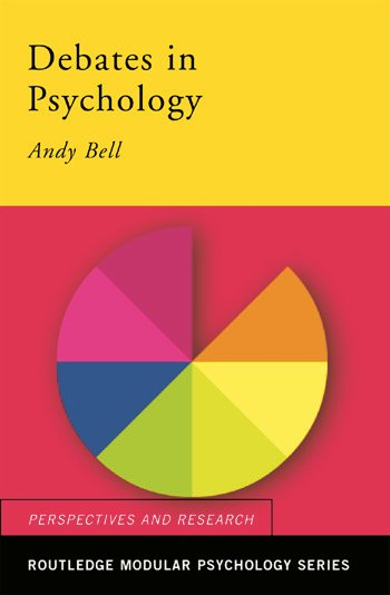 Debates in Psychology (Paperback) book cover