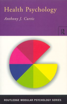 Health Psychology: 1st Edition (Paperback) book cover