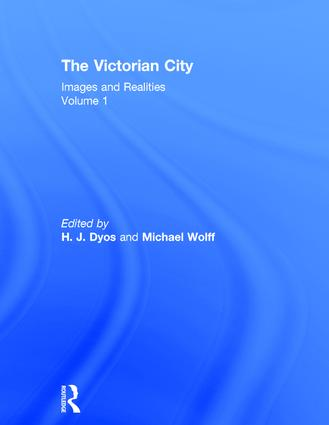 Victorian City - Re-Issue V1: 1st Edition (Hardback) book cover