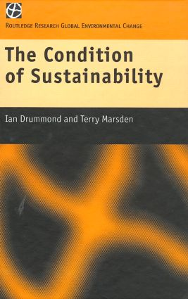 The Condition of Sustainability (Hardback) book cover