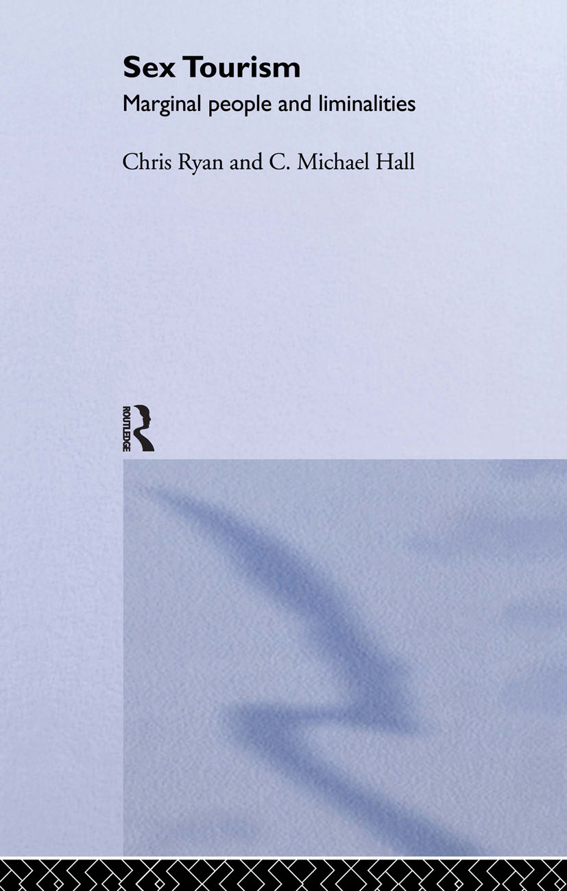 Sex Tourism: Marginal People and Liminalities, 1st Edition (Hardback) book cover