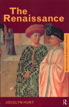 The Renaissance book cover