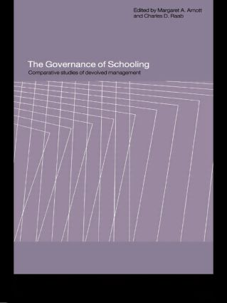 The devolved management of schools and its implications for governance