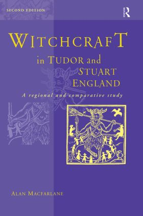 Witchcraft in Tudor and Stuart England: 2nd Edition (Paperback) book cover