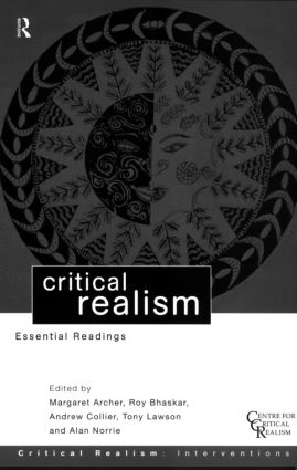 Introduction: Realism in the social sciences