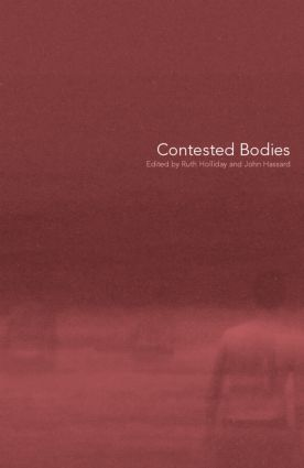 Contested Bodies (Paperback) book cover