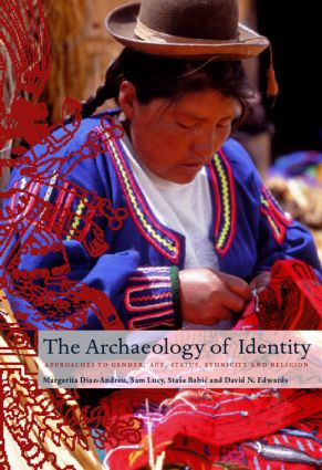 Archaeology of Identity (Paperback) book cover