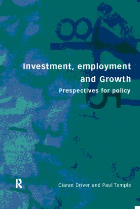 Investment, Growth and Employment: Perspectives for Policy (Paperback) book cover
