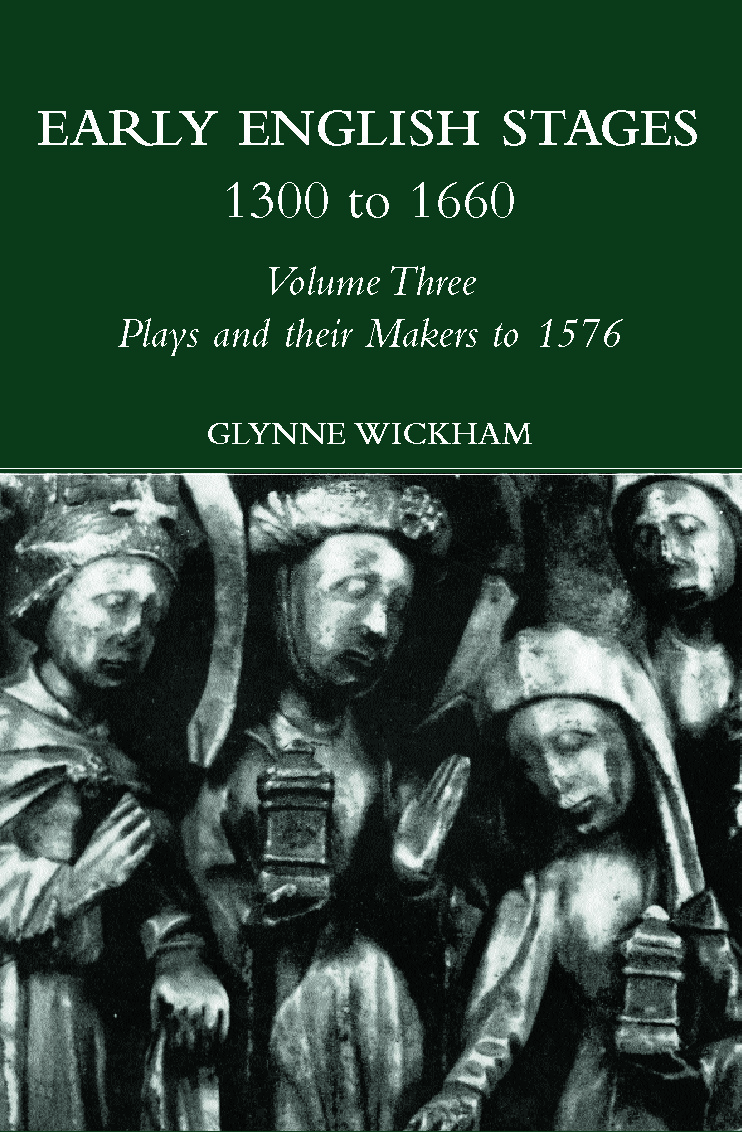 Plays and their Makers up to 1576 (e-Book) book cover