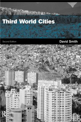 Third World Cities: 2nd Edition (Paperback) book cover