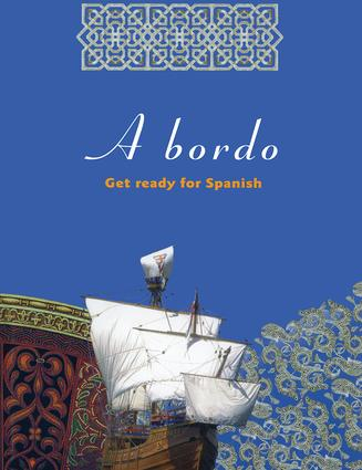 A Bordo: Get Ready for Spanish book cover