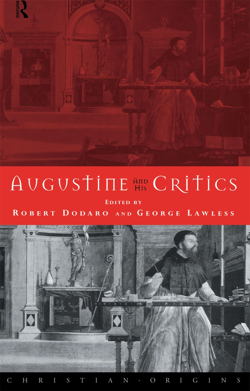 Augustine and his Critics: 1st Edition (Paperback) book cover