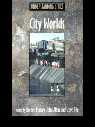 City Worlds: 1st Edition (Paperback) book cover