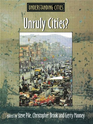 Unruly Cities?: Order/Disorder (e-Book) book cover