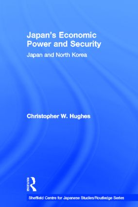 The Japanese policy-making process and economic versus military security policy