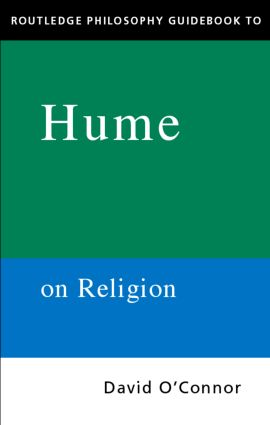 Routledge Philosophy GuideBook to Hume on Religion book cover