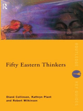 Fifty Eastern Thinkers: 1st Edition (Paperback) book cover