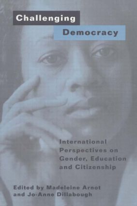 Challenging Democracy: International Perspectives on Gender and Citizenship, 1st Edition (Paperback) book cover