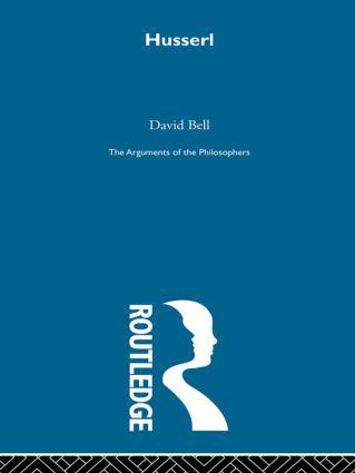 Husserl-Arg Philosophers