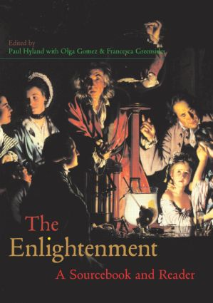 The Enlightenment: A Sourcebook and Reader, 1st Edition (Paperback) book cover