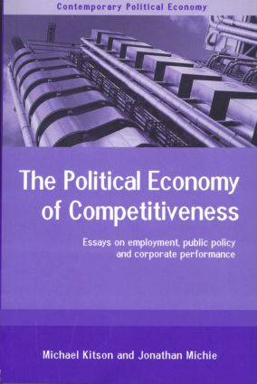 The Political Economy of Competitiveness