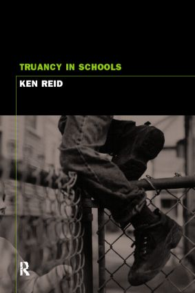 Truancy and Schools (Paperback) book cover