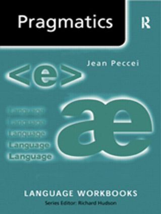 Pragmatics: 1st Edition (Paperback) book cover