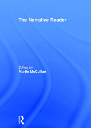 The Narrative Reader: 1st Edition (Hardback) book cover