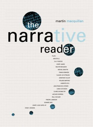 The Narrative Reader (Paperback) book cover
