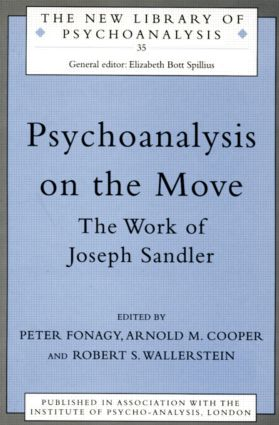 Psychoanalysis on the Move: The Work of Joseph Sandler (Paperback) book cover