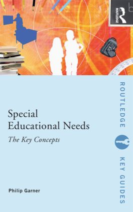 Special Educational Needs: The Key Concepts (Paperback) book cover