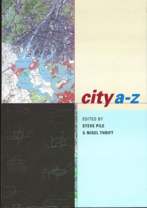 City A-Z: Urban Fragments, 1st Edition (Paperback) book cover