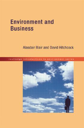 Environment and Business book cover