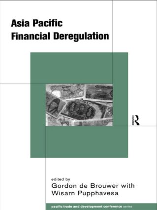 Asia-Pacific Financial Deregulation book cover