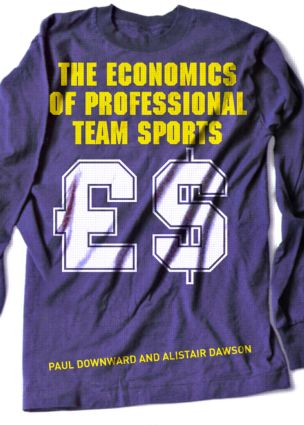 The Economics of Professional Team Sports: 1st Edition (Paperback) book cover
