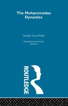 Mohammadan Dyn:Orientalism V 2 book cover