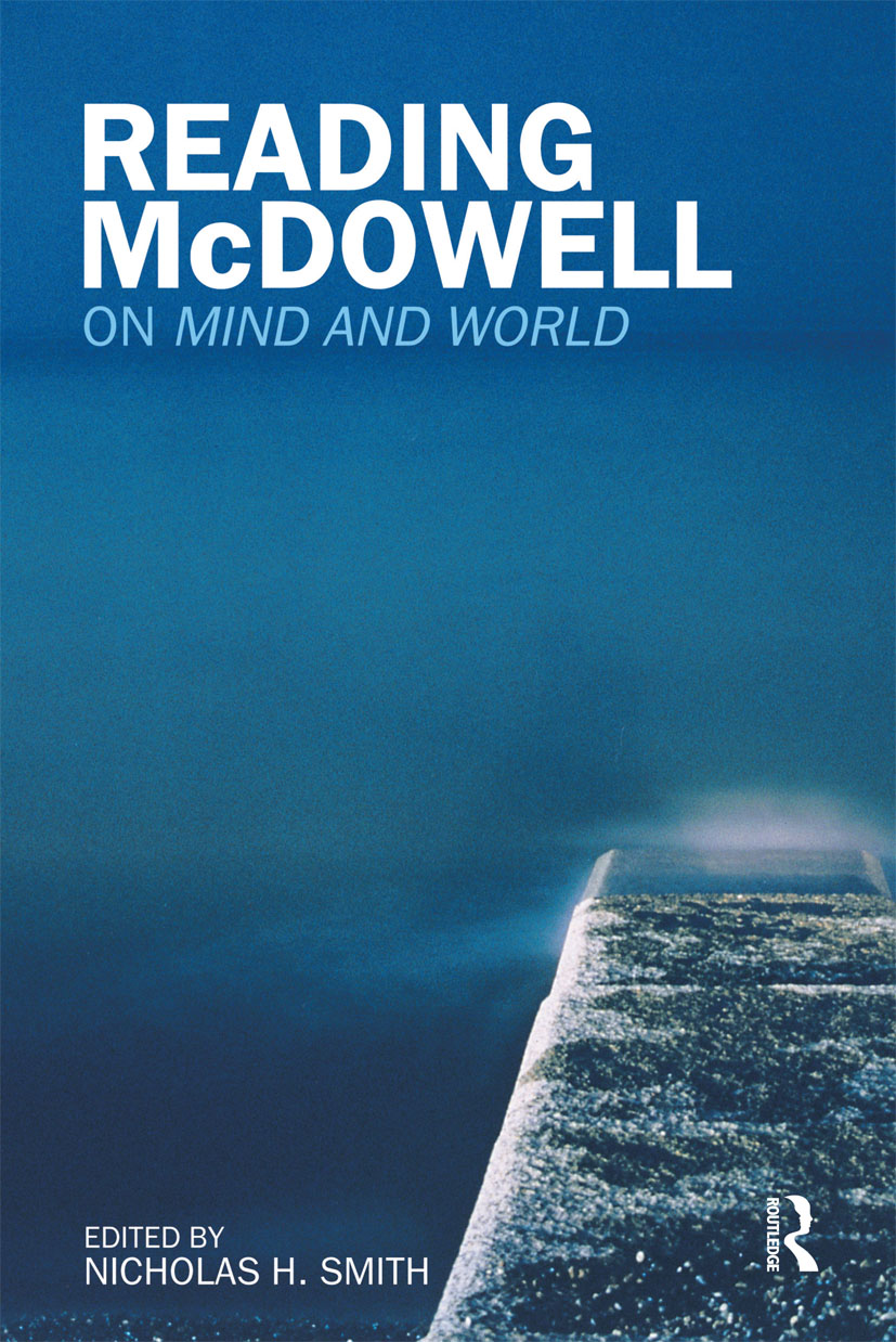 Reading McDowell